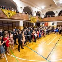 Gymnazisté ples, Mob. Budějovice