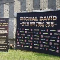 Michal David tour
