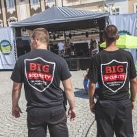 Rally historických vozů v Kutné Hoře