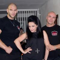 Koncert Arakain a Lucie Bílá, Mor. Krumlov