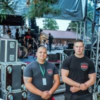 Metalový festival ve Velkém Meziříčí
